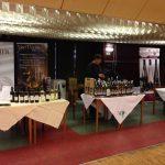 Wir stellten unsere Weine in Litomerice in Tschechien vor.....